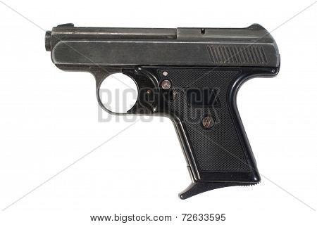 Compact Hand Gun
