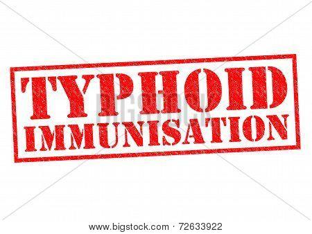Typhoid Immunisation