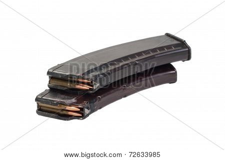 Ak-74 Magazins With Bullets