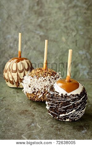 Carmel Apples
