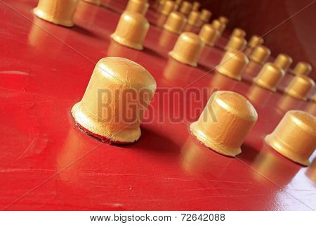 Chinese ancient building nails