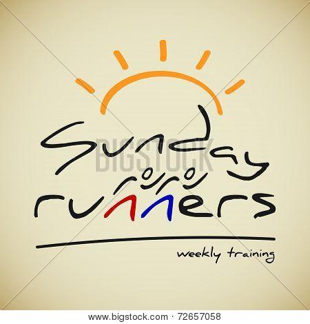 Runners logo