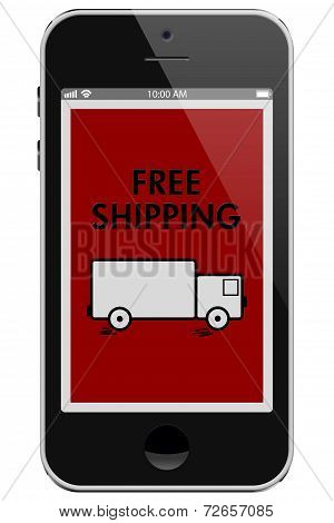 Free Shipping On Online Purchases