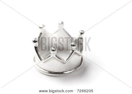 Tiny Silver Crown