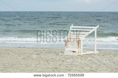 Where are the lifeguards?