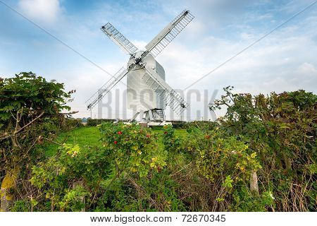 Chillenden Windmill