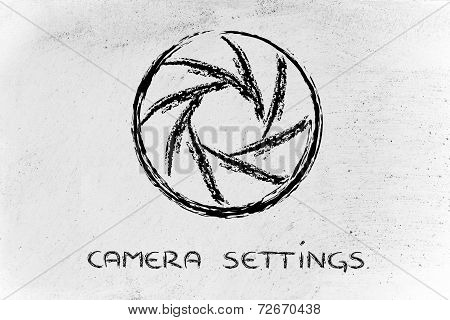 Photography School, Camera Diaphragm Design
