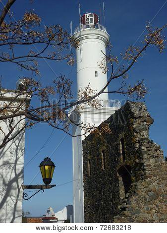 Colonia de Sacramento Lighthouse