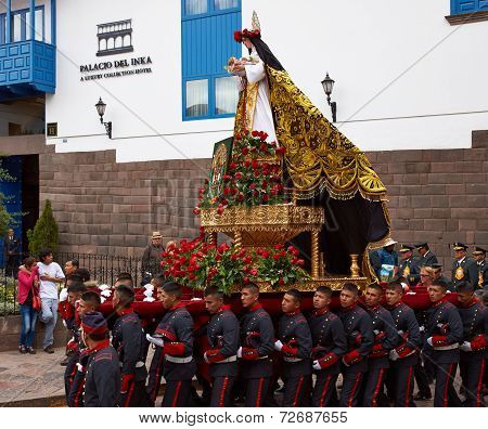 Procession of Saint Rose