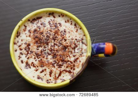 Chocolate Cappuccino