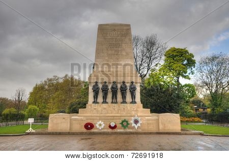 Guards Memorial (wwi) - London, Uk