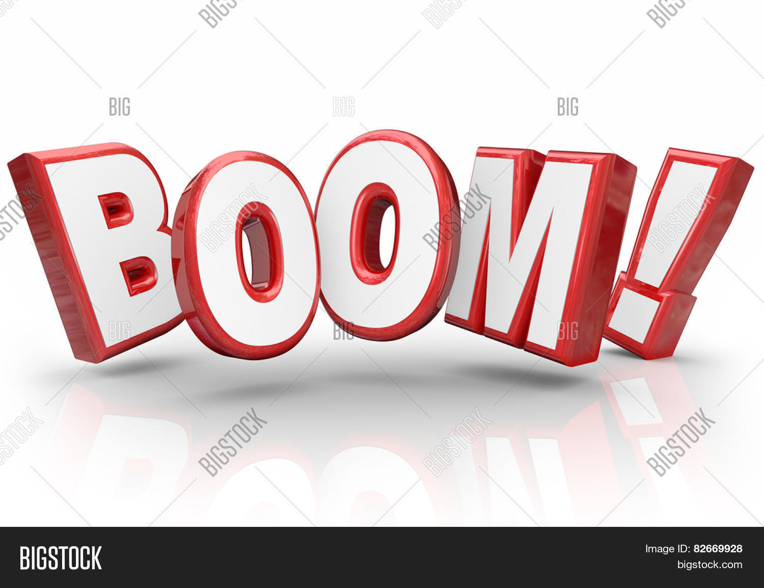 8 letter word booms boom word 3d letters illustrate image amp photo bigstock 10404