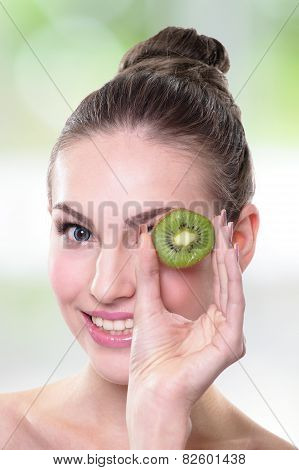 Kiwi Is Great For Health