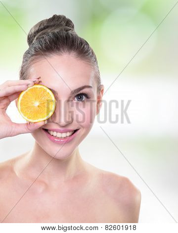 Orange Is Great For Health
