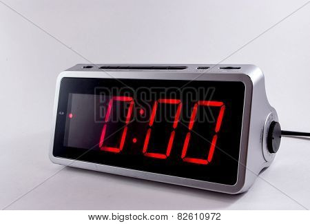 Retro Digital Alarm Clock