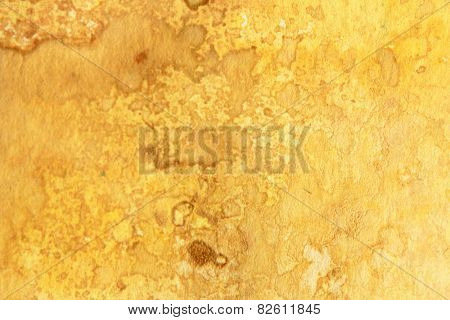 Yellow Watercolor Textures 6