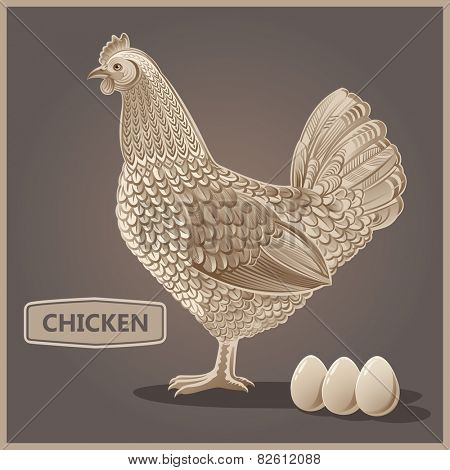 Graphical chicken