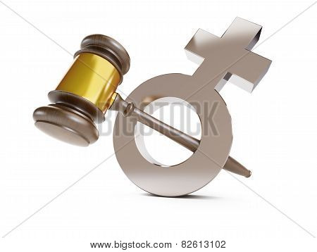 Justice Over Woman