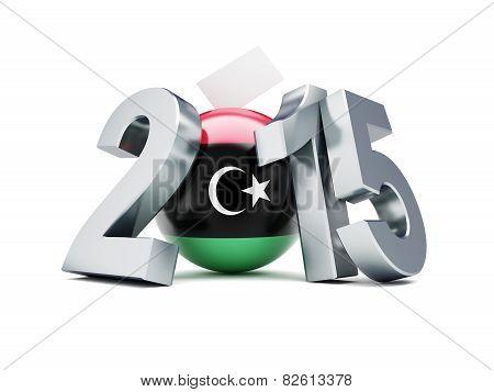 Libyan Constitutional Referendum 2015