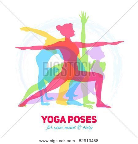 Yoga Fitness Concept