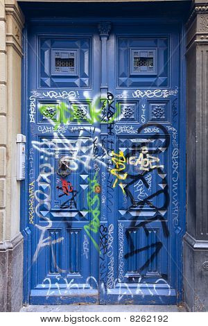 Graffiti Vandalism