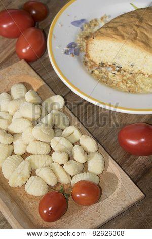 Gnocchi At The Tomato