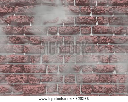 smoking wall