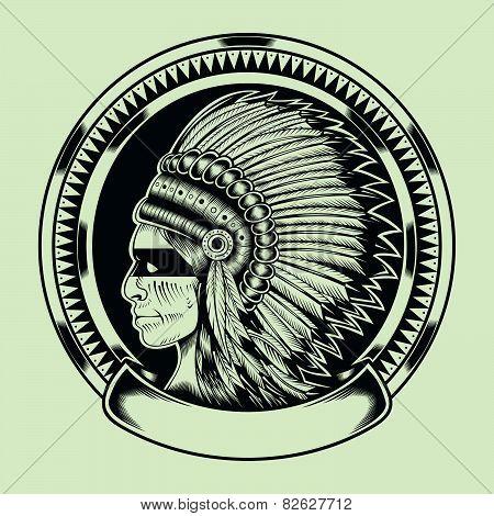 Illustration of injun.