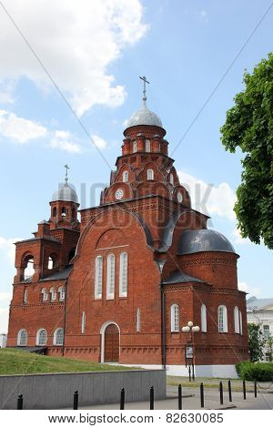 Church of Holy Trinity in Vladimir