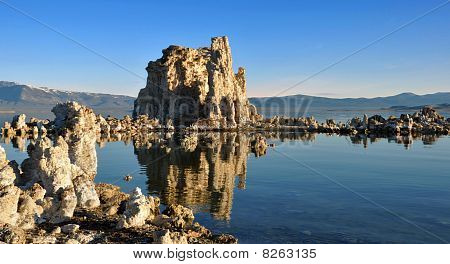 formations at Mono Lake
