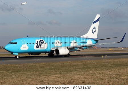 Up - El Al Israel Airlines