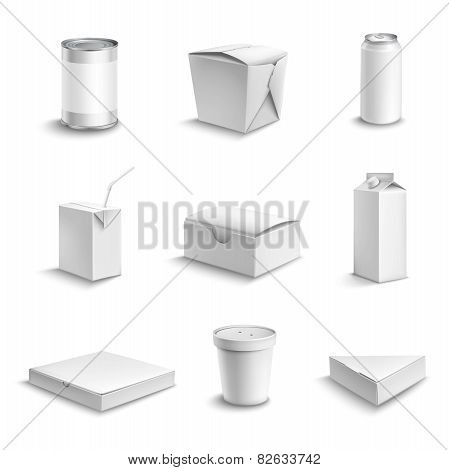 Food Package Set