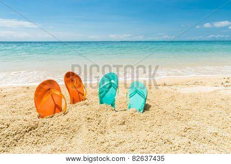 Four Flip-flops