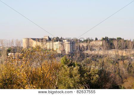 Fortification In Avignon