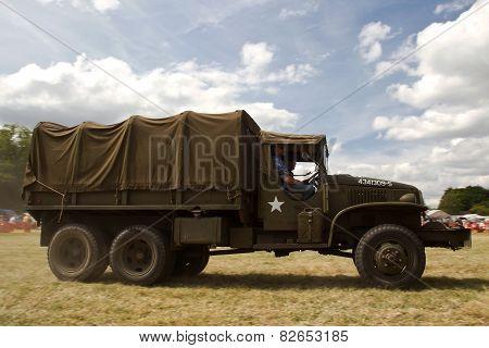 Jimmy GS truck
