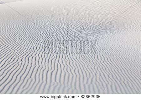 Sand wawes