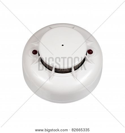 Sensor Fire Alarm Like A Smiling Emoticon