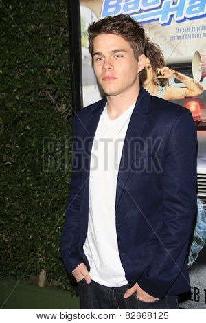LOS ANGELES - FEB 10: Jake Manley at the screening of the Disney Channel Original Movie 'Bad Hair Day' at the Frank G Wells Theater on February 10, 2015 in Burbank, CA
