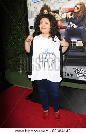 LOS ANGELES - FEB 10:  Raini Rodriguez at the