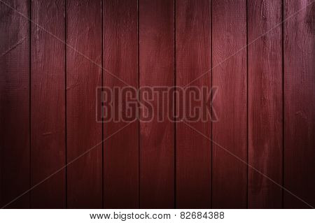 Bordeaux colored Wooden Background