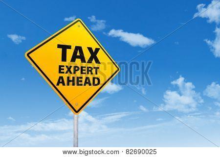 Tax Expert Ahead