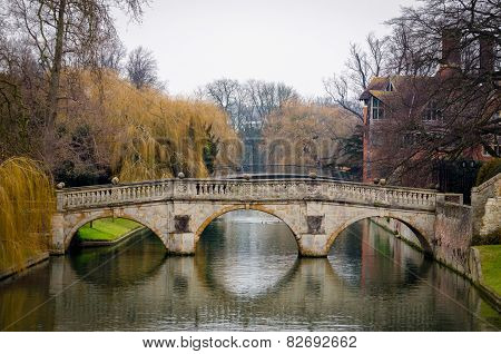 Cambridge, Cam River (england)
