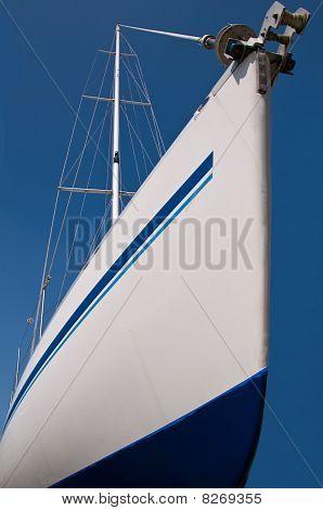 Sailboat Prow