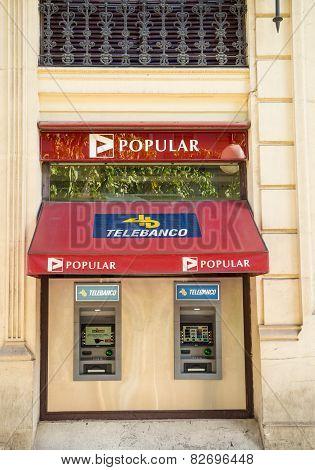 Banco Popular Branch