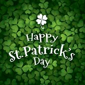 image of saint patrick  - Happy Saint Patricks Day - JPG