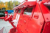 foto of firehose  - Nizhniy Tagil - JPG