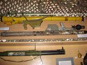 stock photo of grenades  - Grenade launcher - JPG