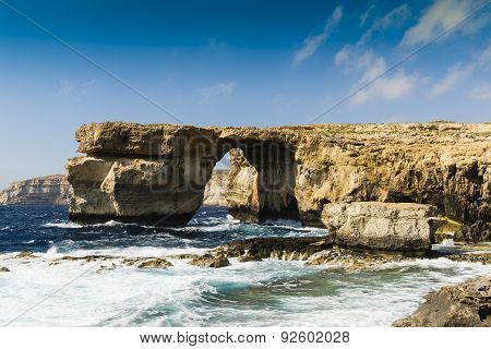 Azure Window, Gozo, Maltese Islands
