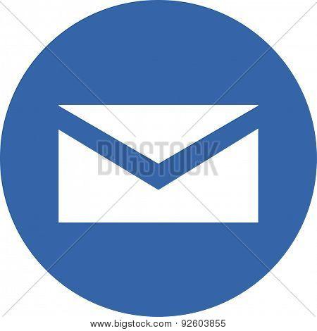 Vector Illustration Of An Envelope.