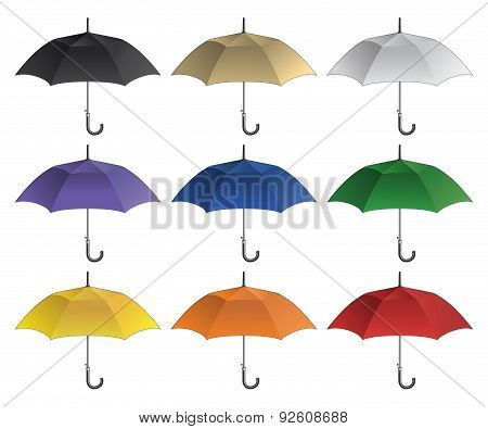 Umbrella-Blank